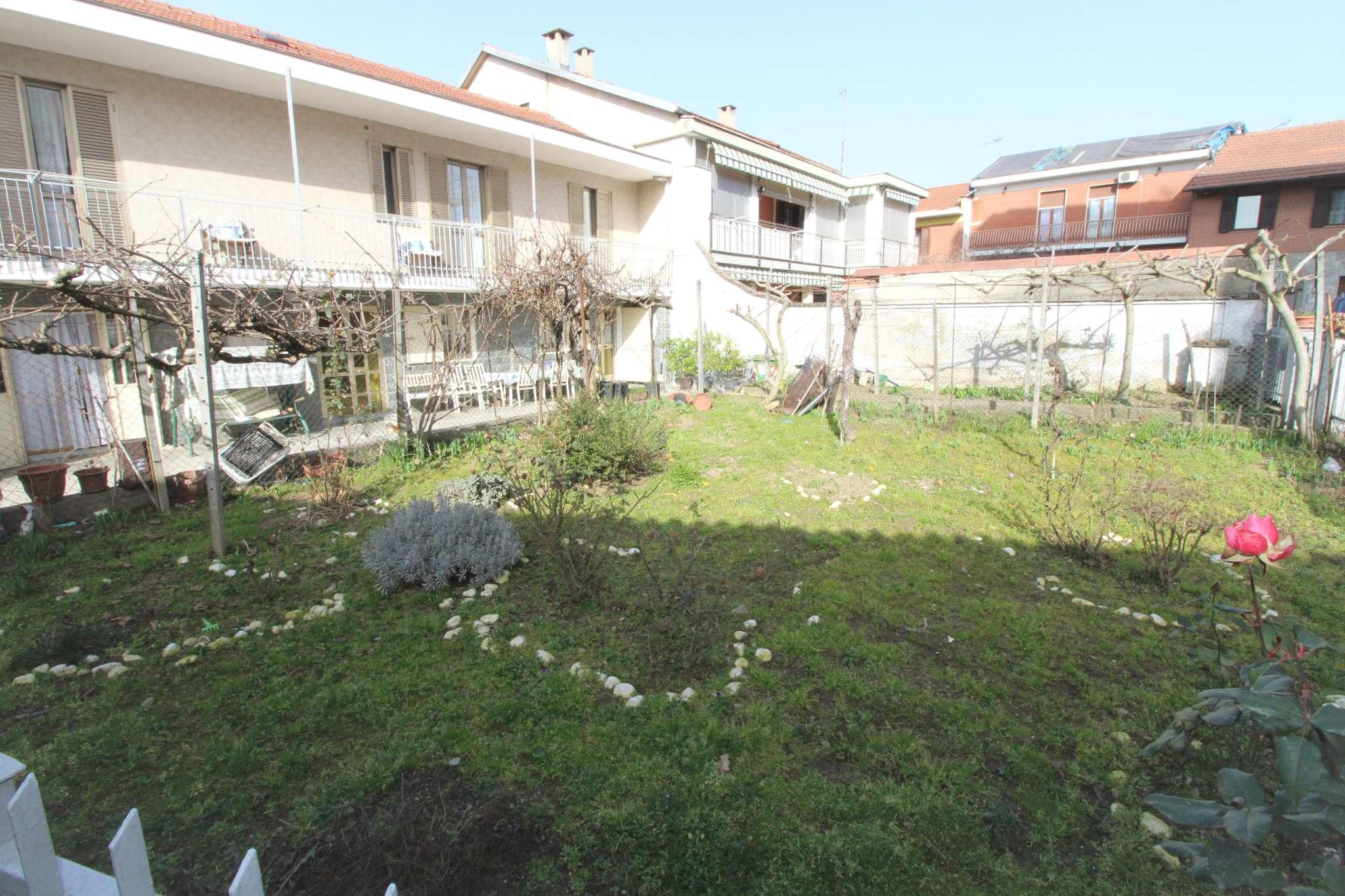 Soluzione Indipendente in vendita a La Loggia, 8 locali, prezzo € 220.000   PortaleAgenzieImmobiliari.it