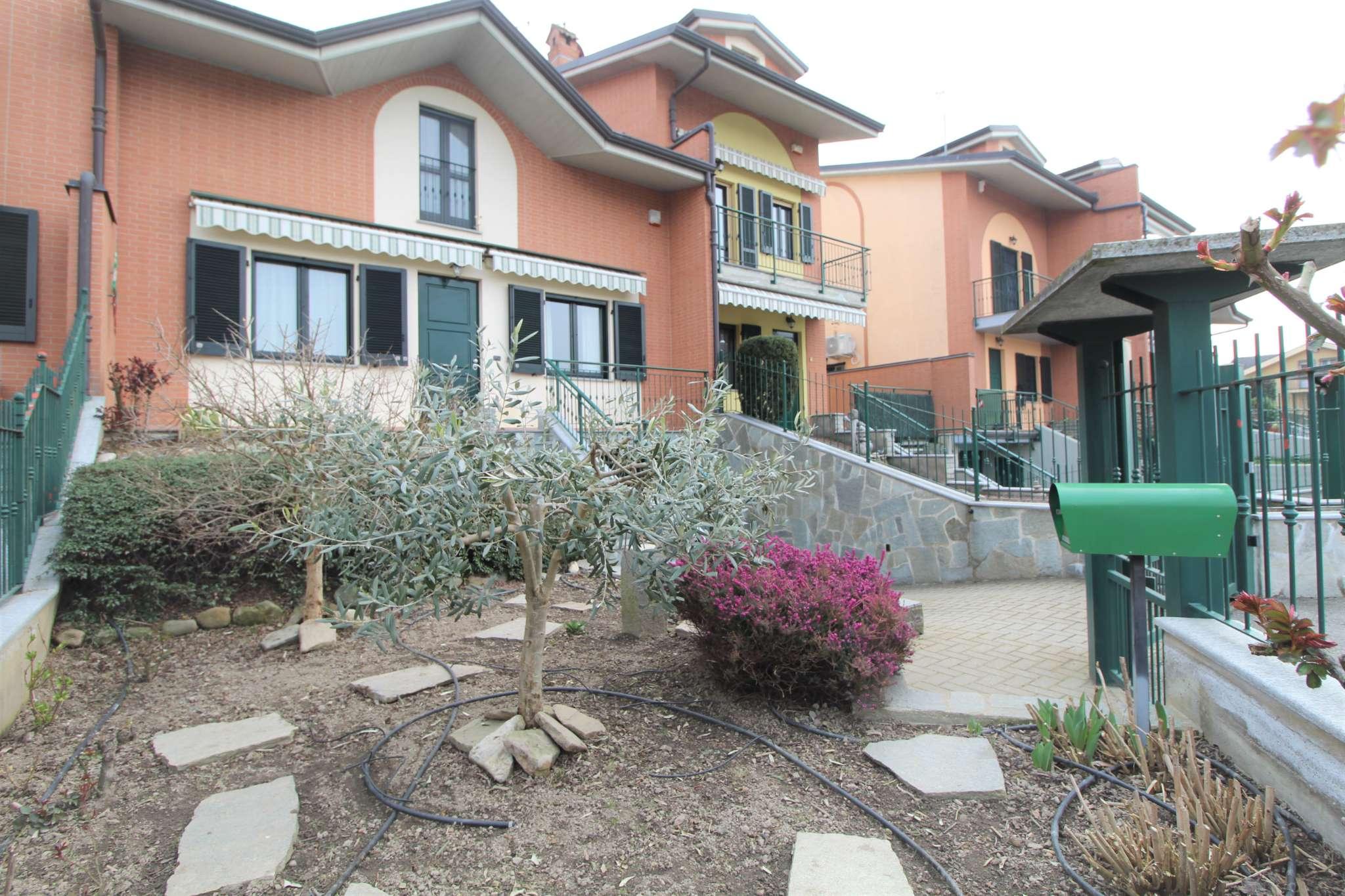 Villa in vendita a Candiolo, 5 locali, prezzo € 319.000 | CambioCasa.it