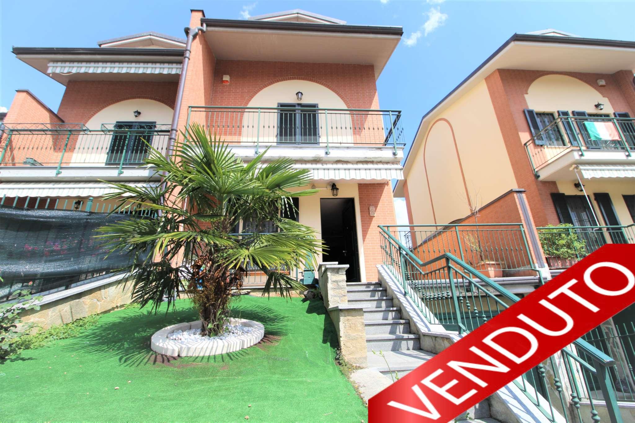 Villa a Schiera in vendita a Candiolo, 8 locali, prezzo € 265.000 | CambioCasa.it