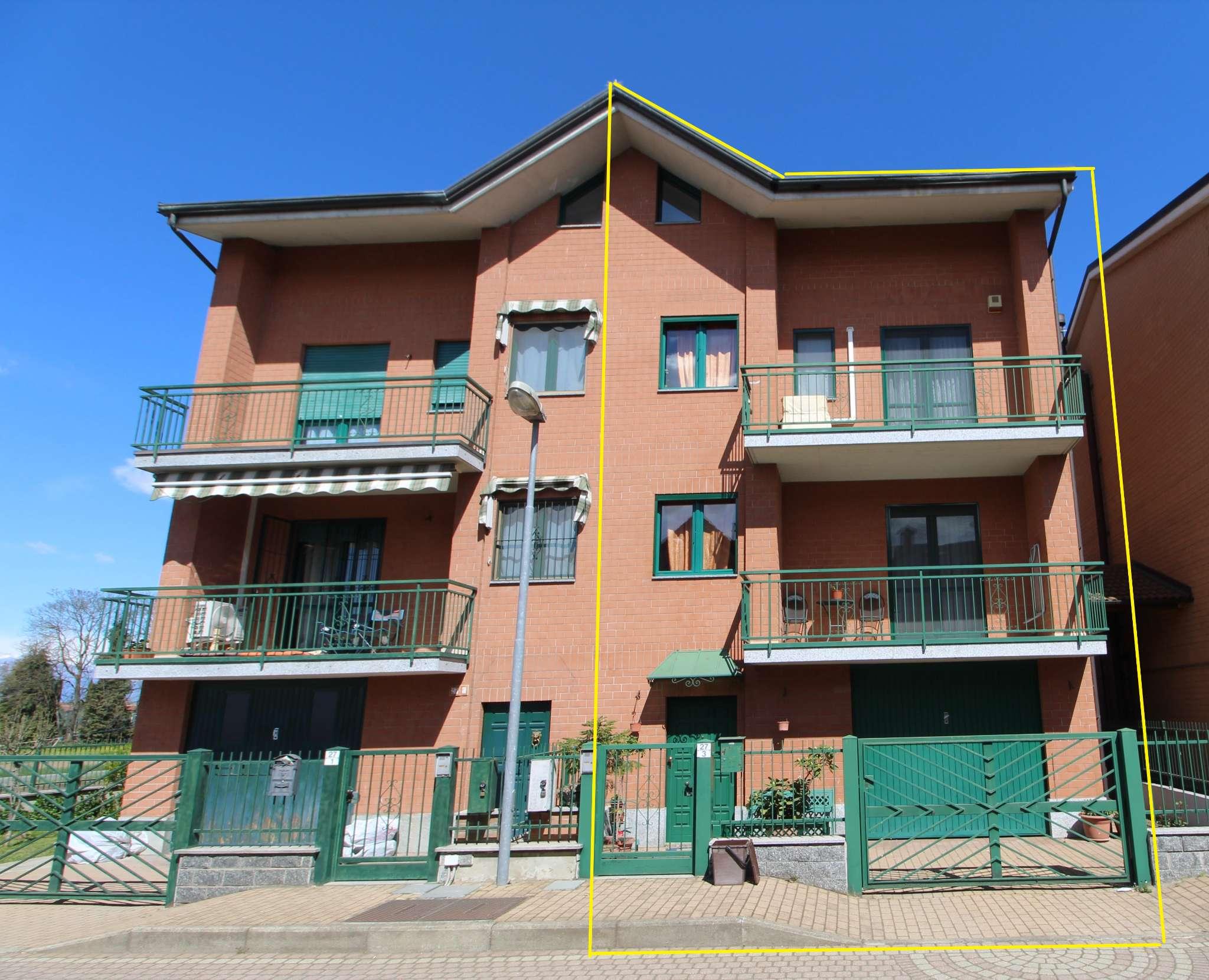 Villa a Schiera in vendita a Candiolo, 6 locali, prezzo € 259.000 | CambioCasa.it