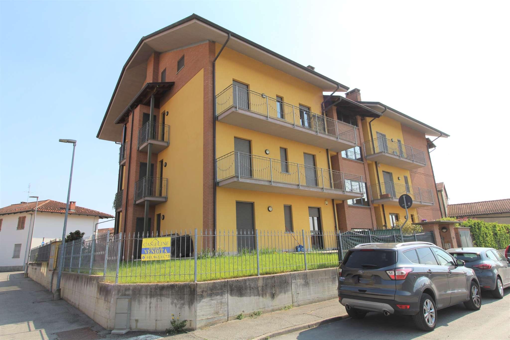 Appartamento in vendita a Piobesi Torinese, 3 locali, prezzo € 198.000   CambioCasa.it