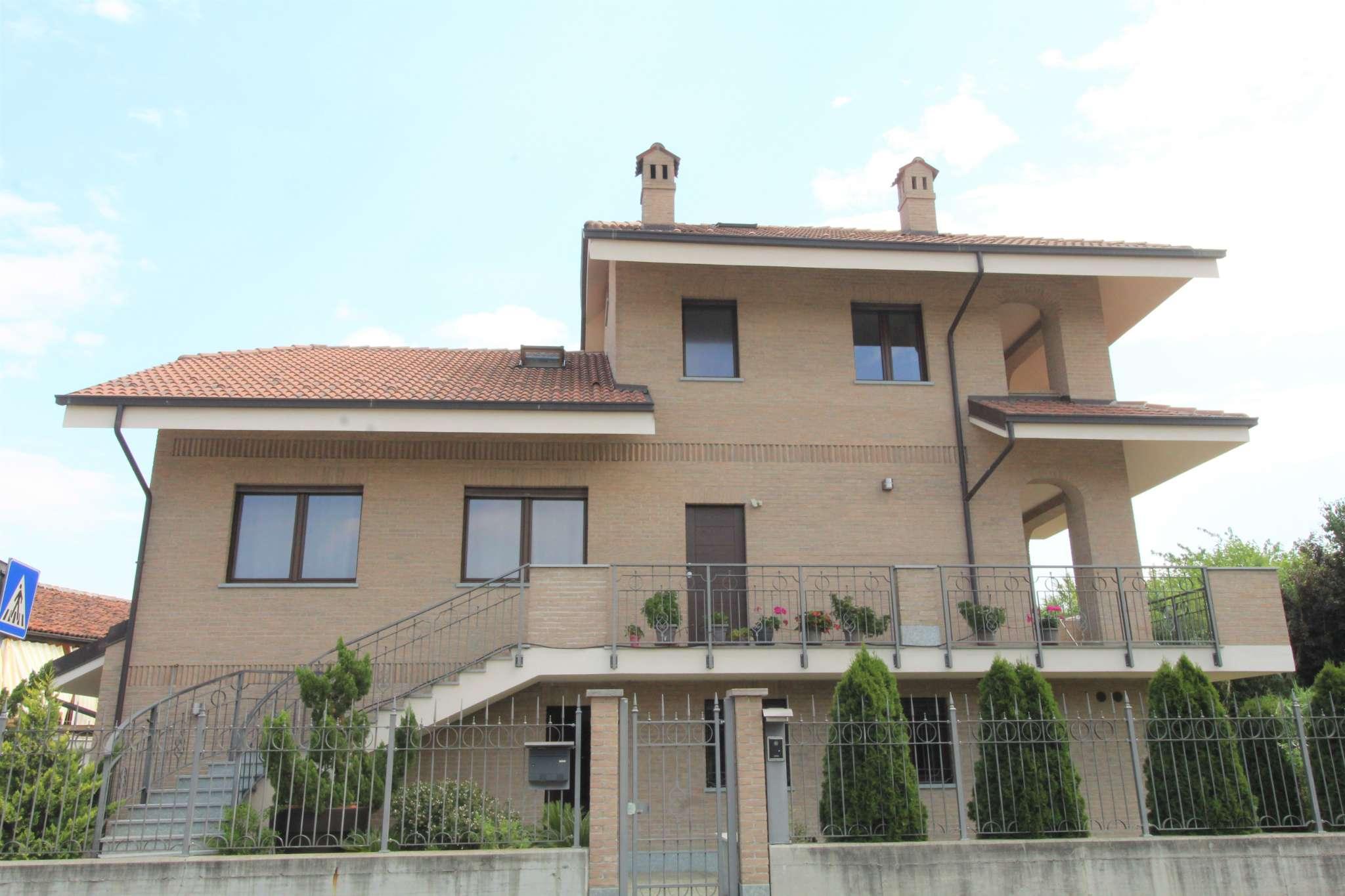 Villa in vendita a Candiolo, 8 locali, prezzo € 599.000   PortaleAgenzieImmobiliari.it