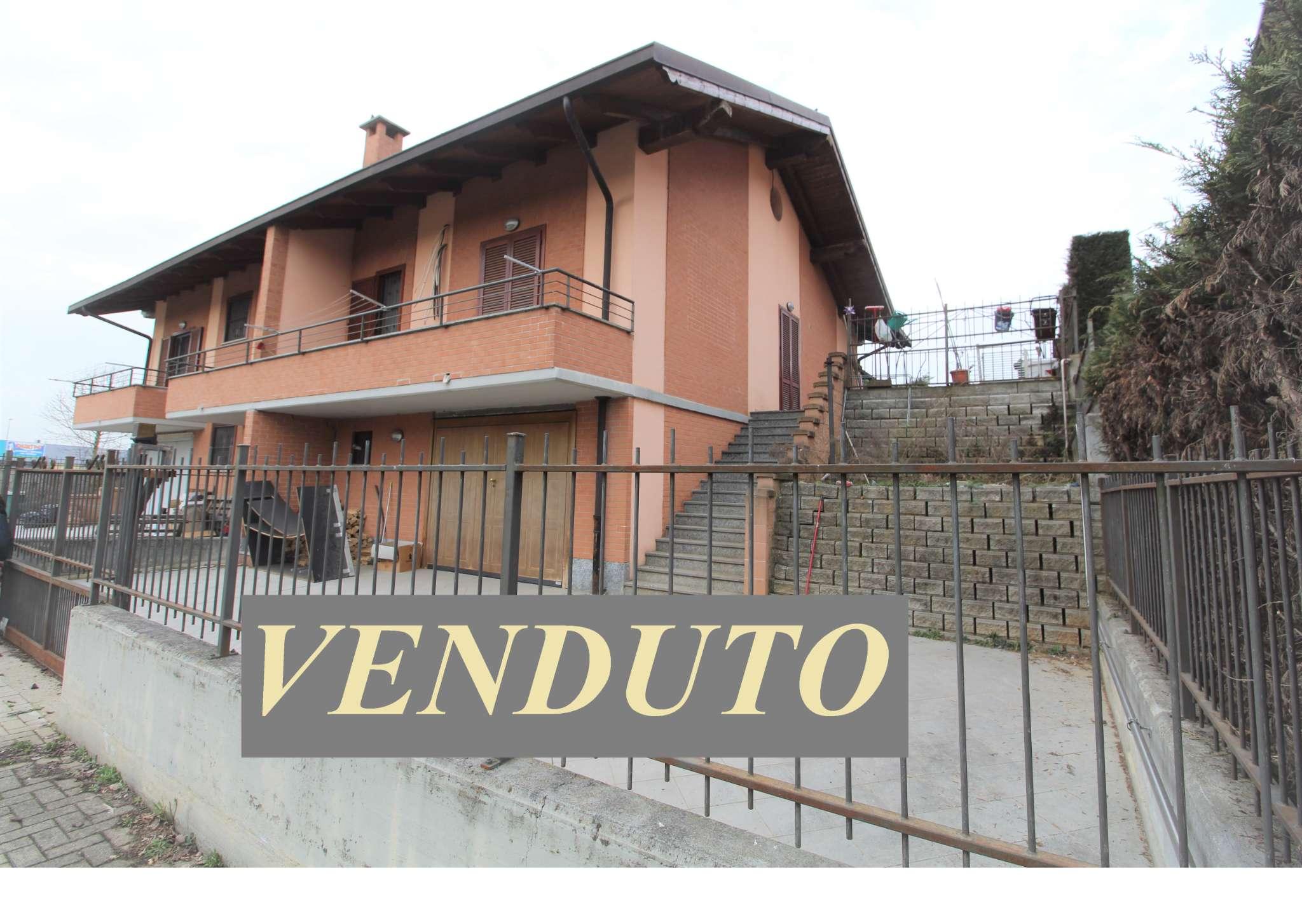 Villa Bifamiliare in vendita a Candiolo, 6 locali, prezzo € 240.000   PortaleAgenzieImmobiliari.it
