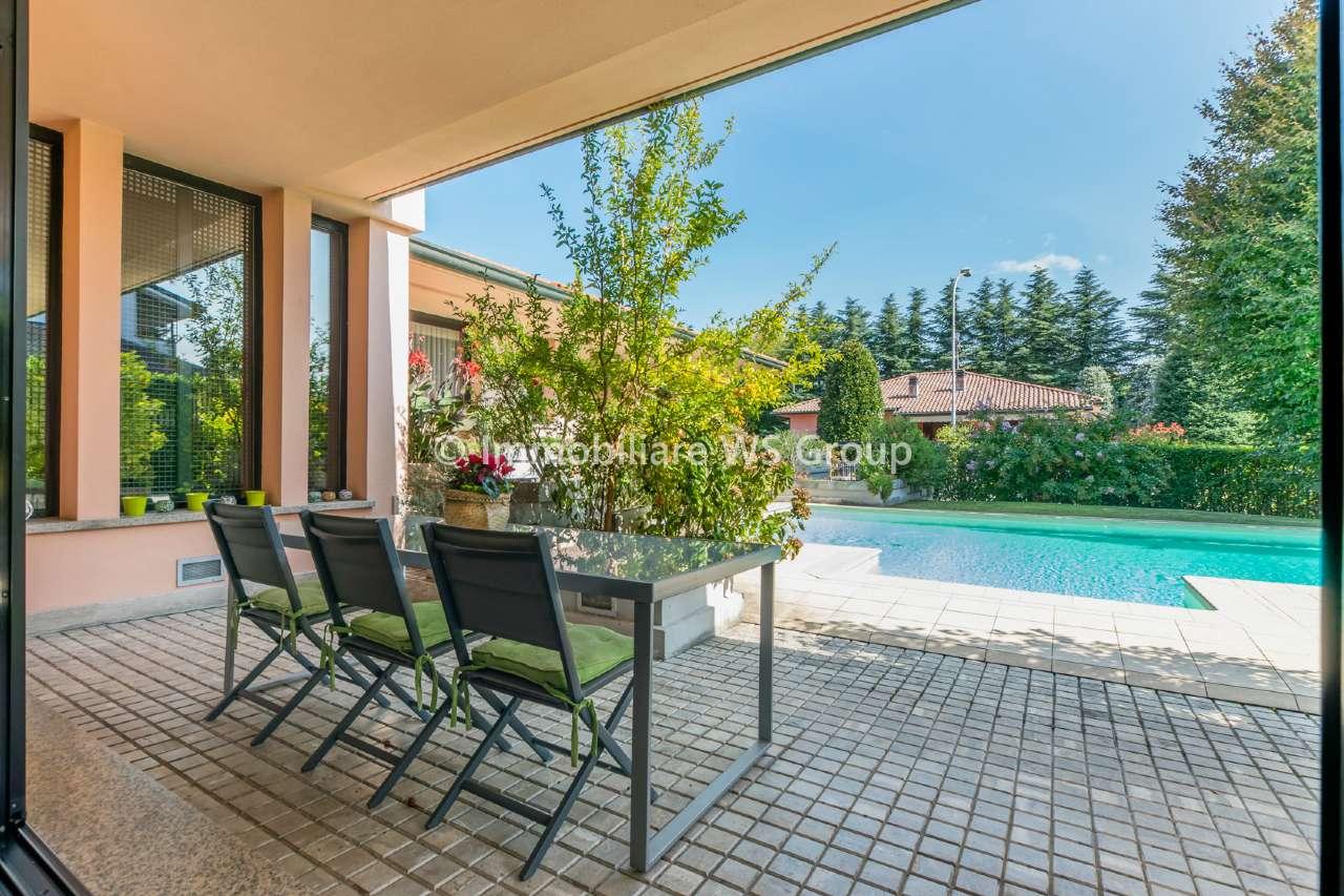 Villa in vendita a Macherio, 6 locali, prezzo € 750.000 | PortaleAgenzieImmobiliari.it
