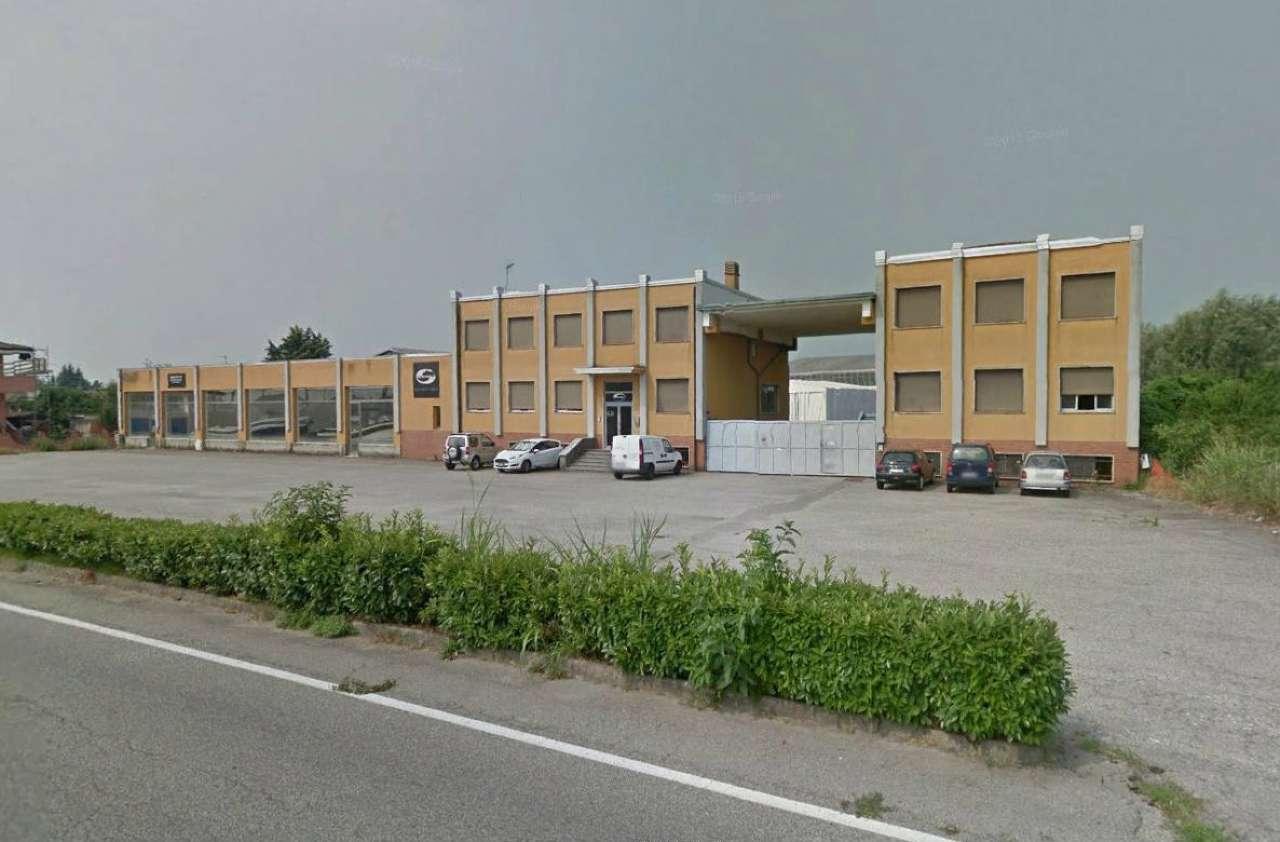 Capannone in vendita a Biandrate, 1 locali, prezzo € 850.000 | CambioCasa.it