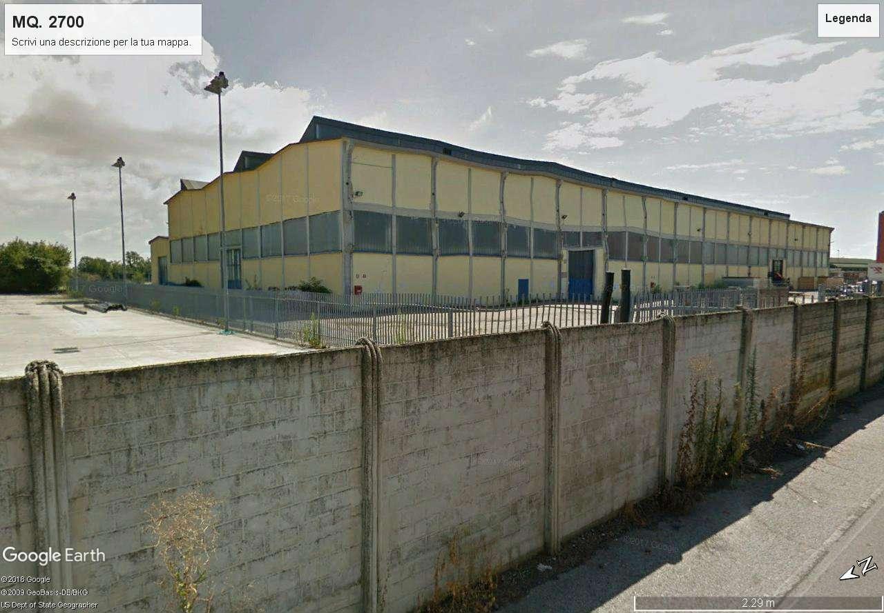 Capannone in affitto a San Pietro Mosezzo, 1 locali, prezzo € 14.000 | CambioCasa.it