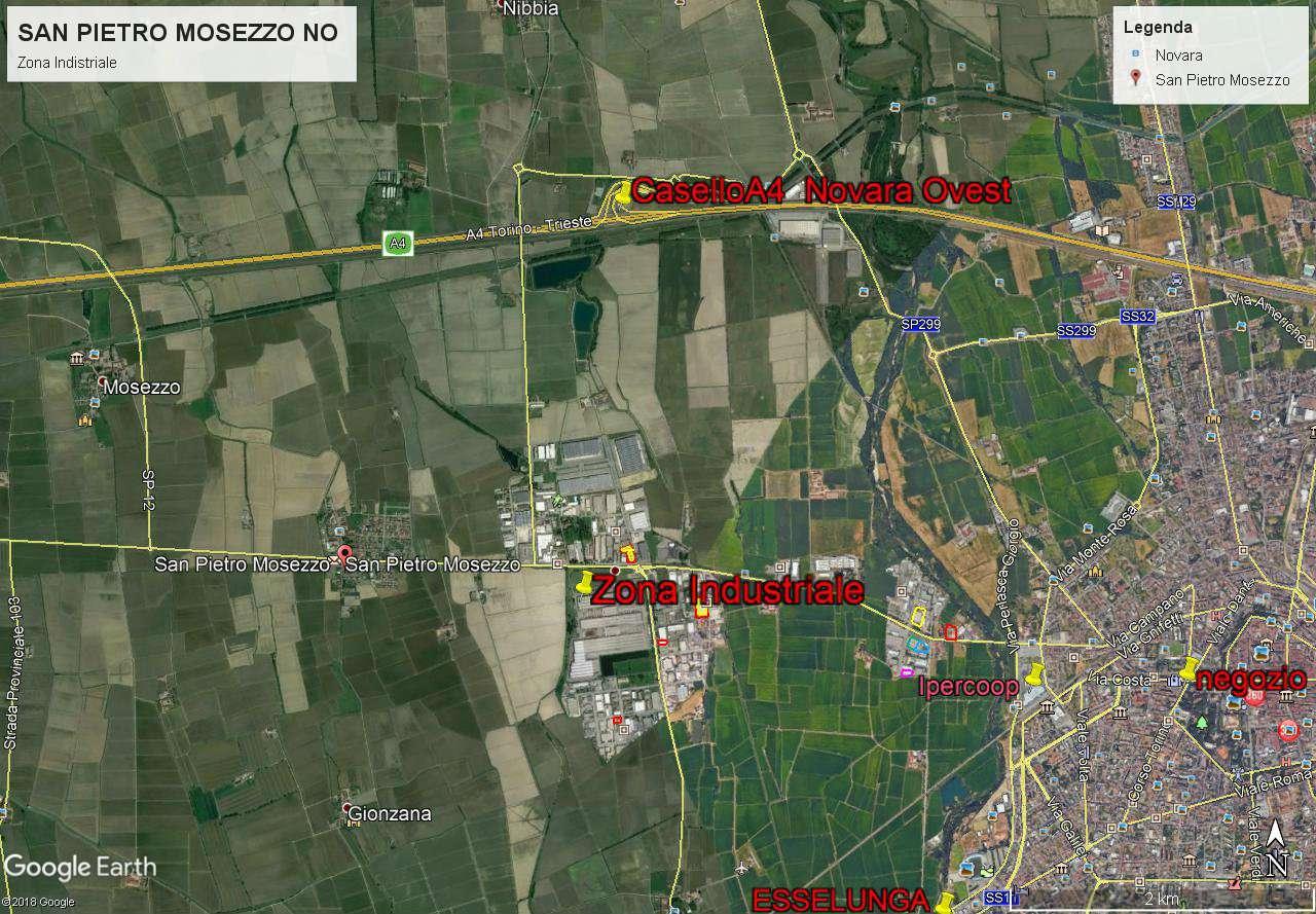 Terreno Edificabile Comm.le/Ind.le in vendita a San Pietro Mosezzo, 9999 locali, Trattative riservate | CambioCasa.it