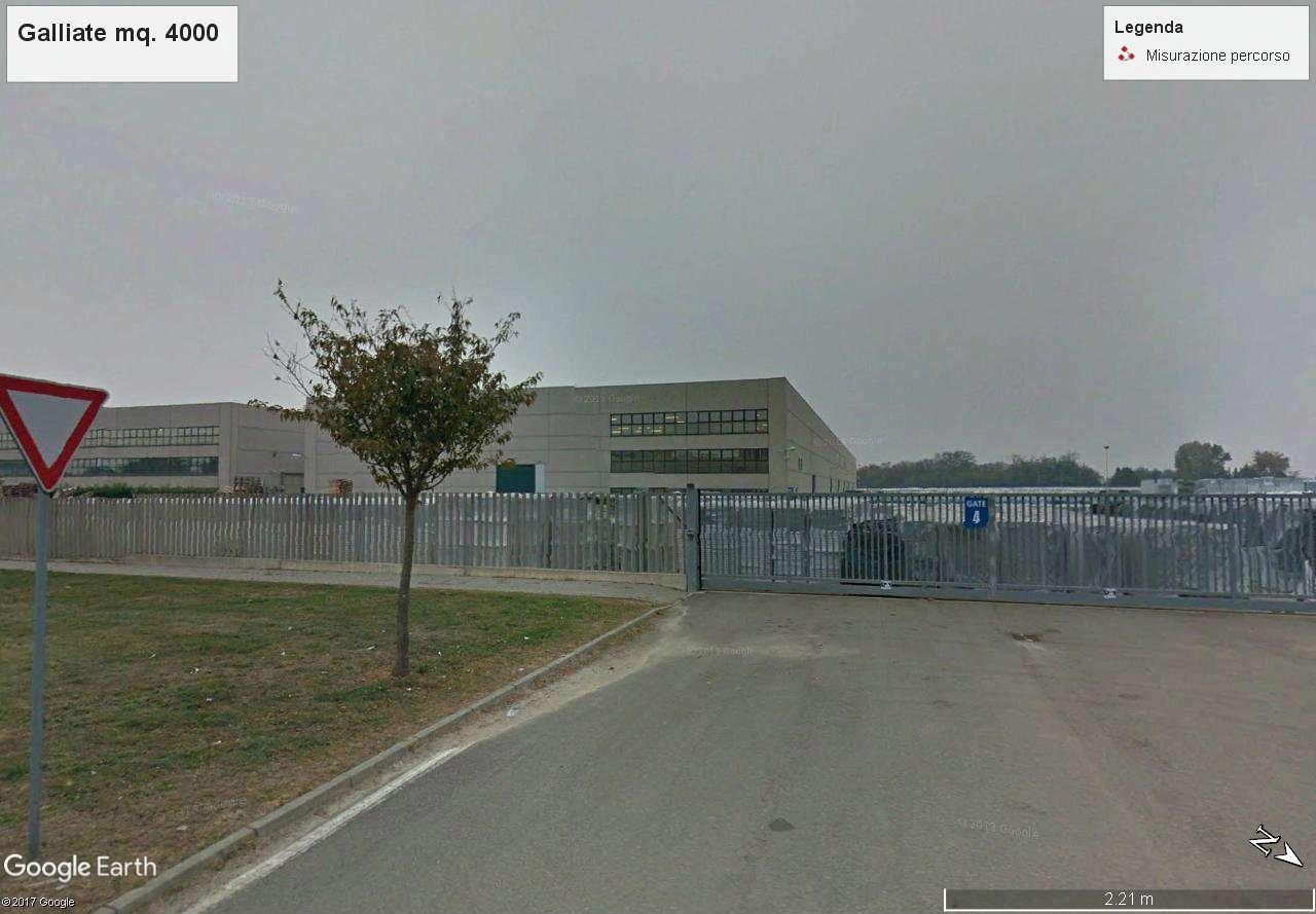 Capannone in affitto a Galliate, 1 locali, prezzo € 7.000 | CambioCasa.it