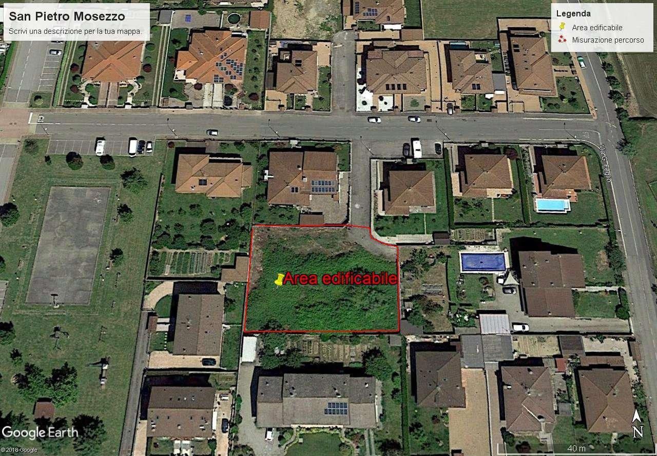 Terreno Edificabile Residenziale in vendita a San Pietro Mosezzo, 9999 locali, prezzo € 120.000 | CambioCasa.it