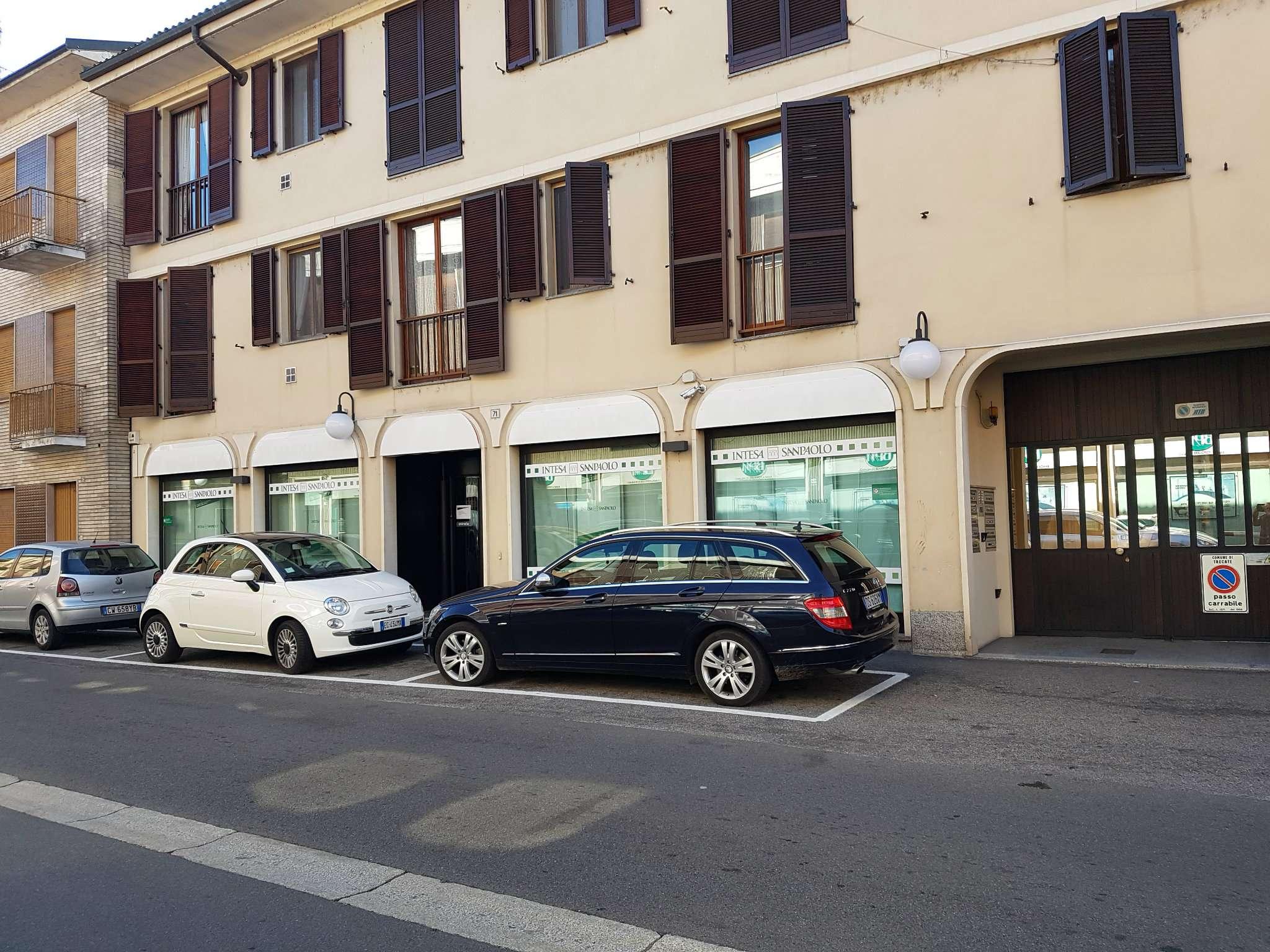 Ufficio / Studio in affitto a Trecate, 5 locali, prezzo € 3.500   CambioCasa.it