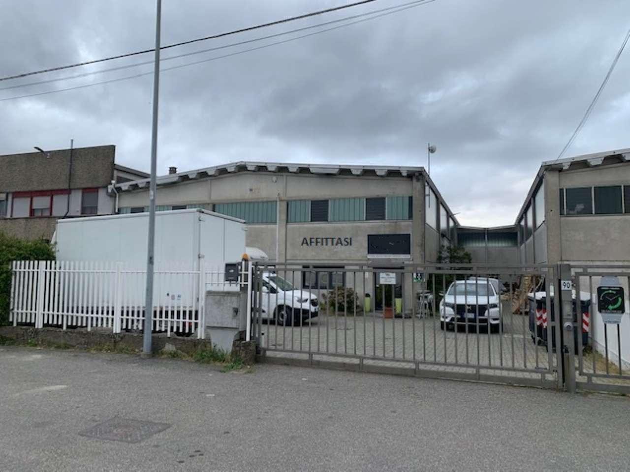 Capannone in affitto a Trecate, 1 locali, prezzo € 1.500 | CambioCasa.it