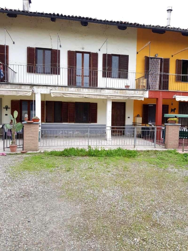 Soluzione Indipendente in vendita a Vigone, 4 locali, prezzo € 124.000   CambioCasa.it