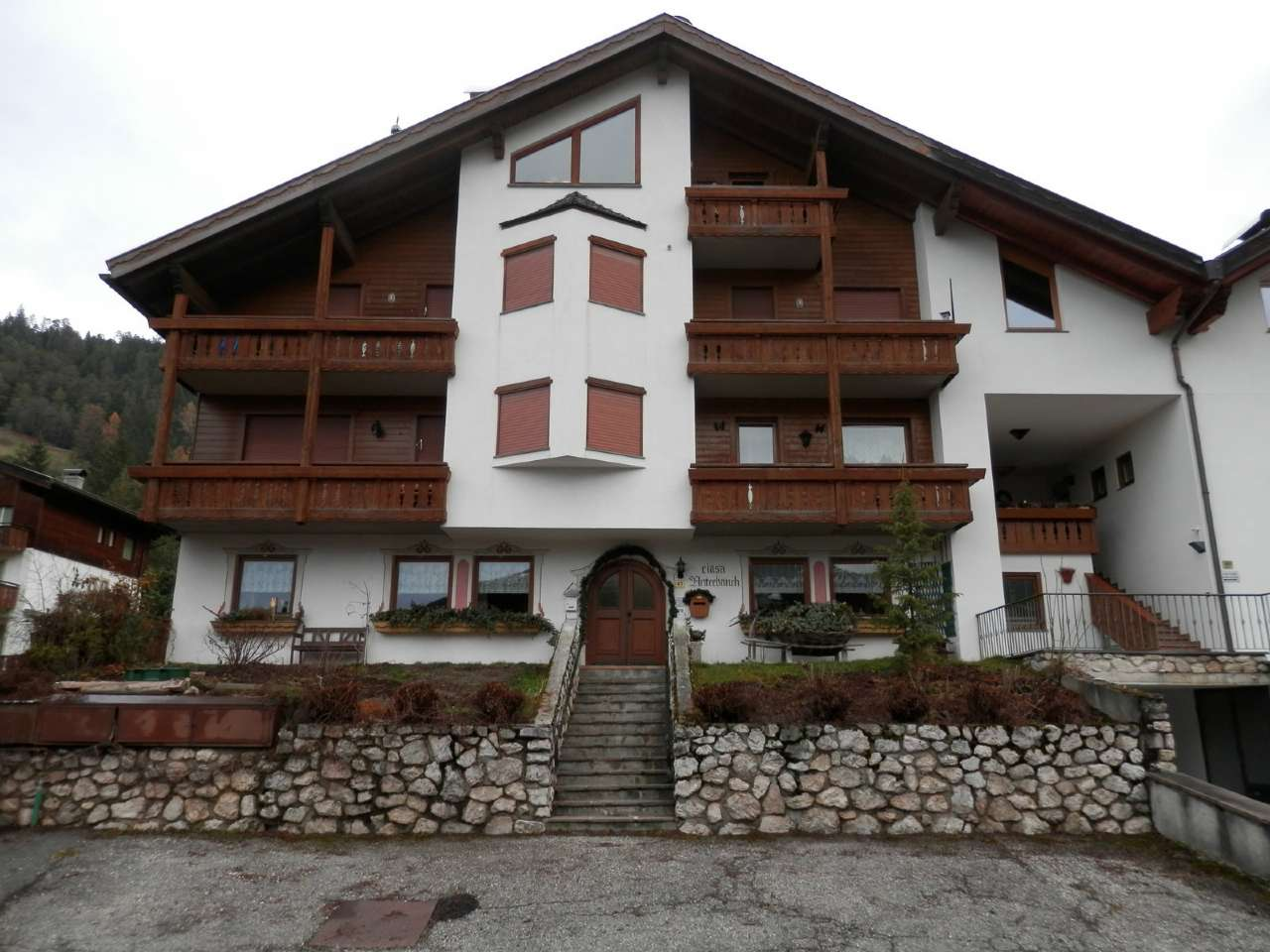 Appartamento in vendita a Marebbe, 3 locali, Trattative riservate | CambioCasa.it
