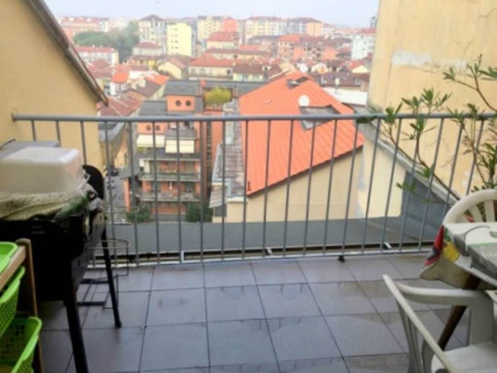 Attico/Mansarda in affitto Zona Cit Turin, San Donato, Campidoglio - piazza Risorgimento 24 Torino