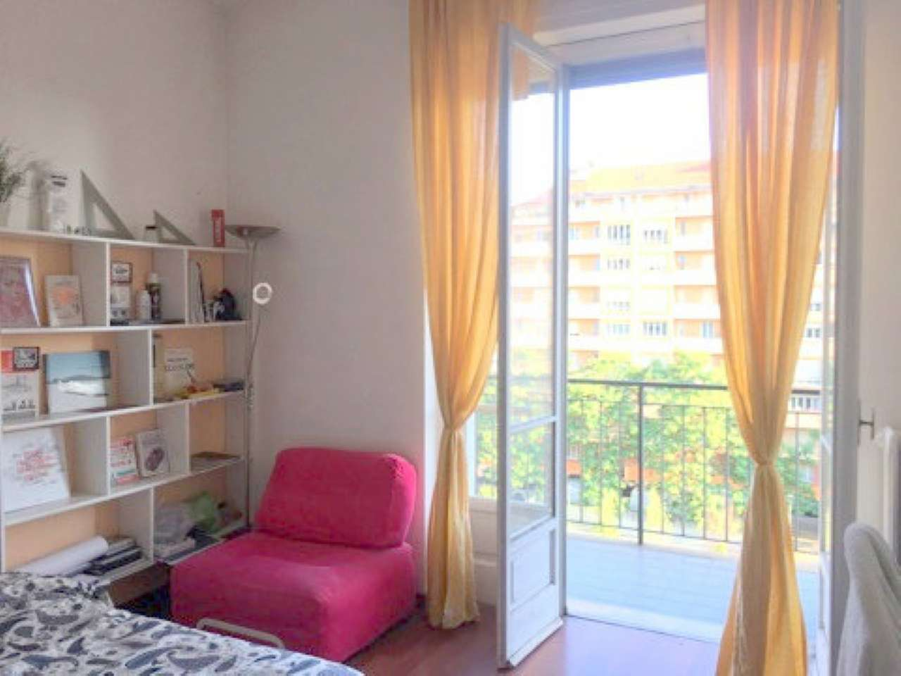 Appartamento in affitto Zona Cit Turin, San Donato, Campidoglio - piazza Risorgimento 24 Torino