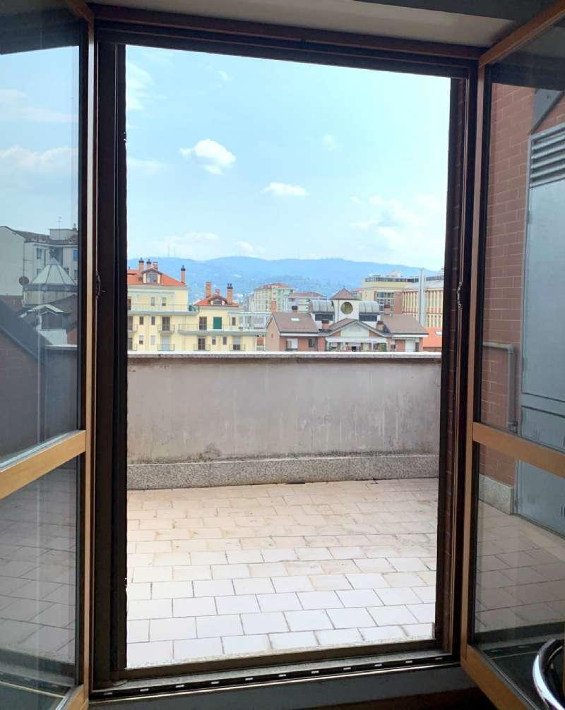 Appartamento in affitto Zona Cit Turin, San Donato, Campidoglio - via Ternengo Torino