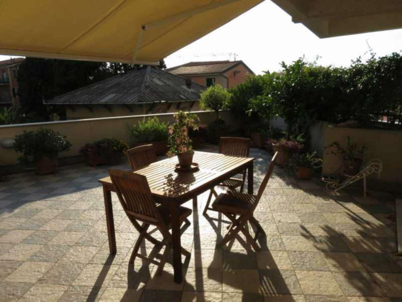 Appartamento in buone condizioni parzialmente arredato in vendita Rif. 8426681