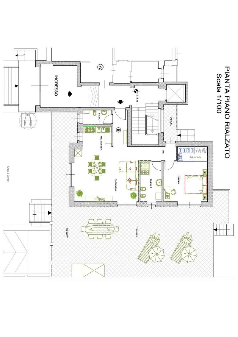 Appartamento in Villa Signorile