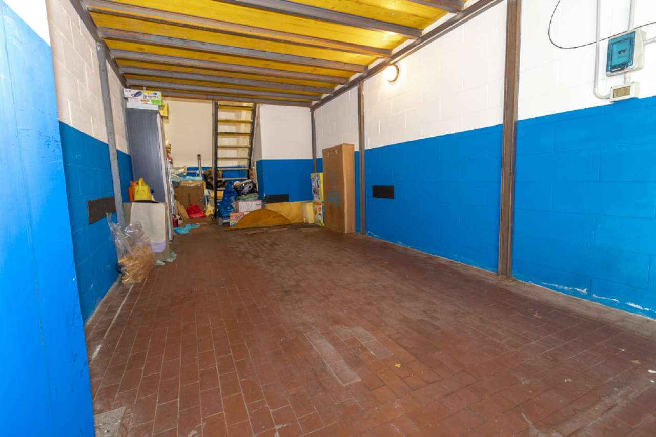 Magazzino/Laboratorio in vendita Zona San Salvario - via Canova Torino
