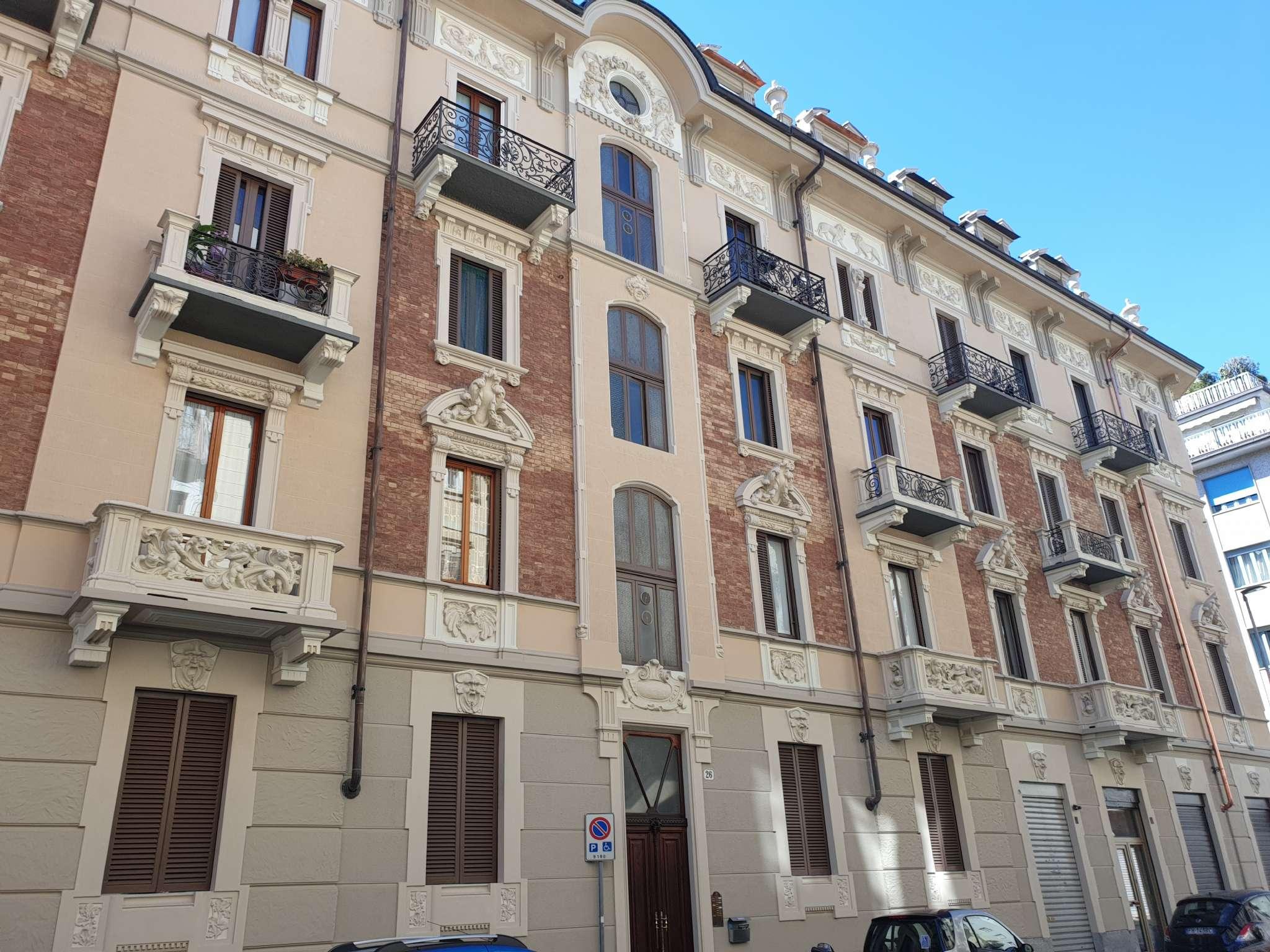 Attico/Mansarda in vendita Zona San Salvario - via Monti Torino