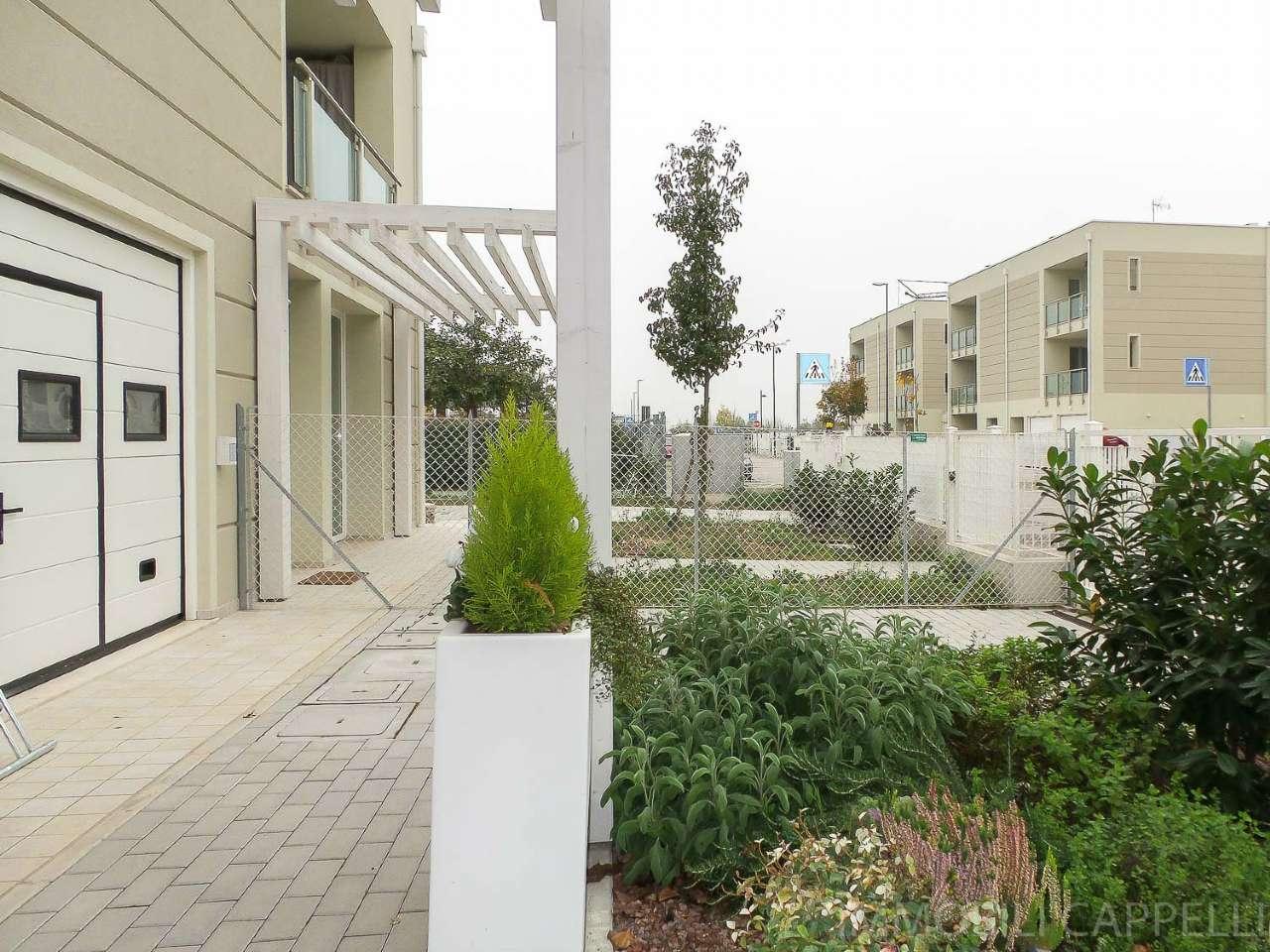 Forlimpopoli appartamento indipendente con giardino in vendita
