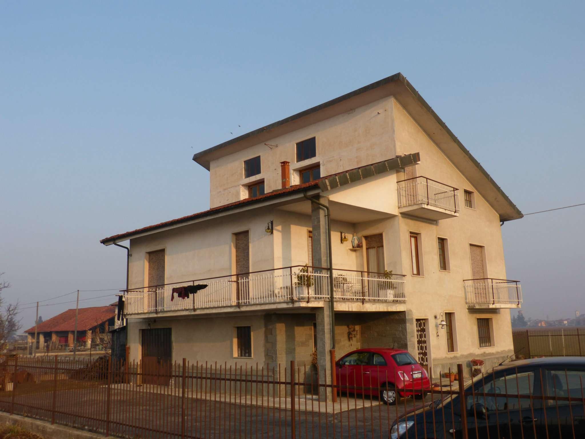 Soluzione Indipendente in vendita a Sant'Albano Stura, 5 locali, prezzo € 125.000 | CambioCasa.it