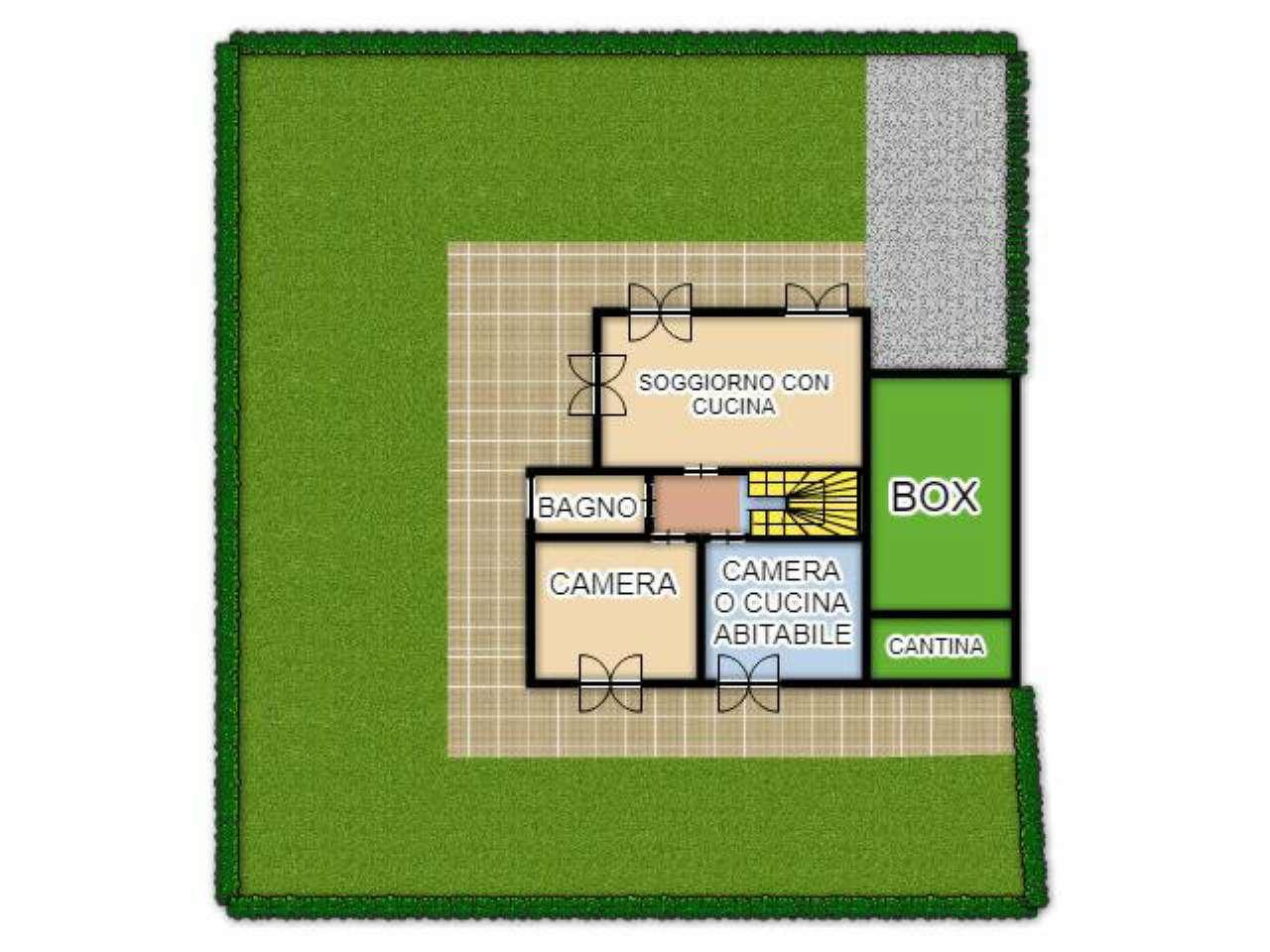 Villa in vendita a Givoletto, 5 locali, prezzo € 299.000 | CambioCasa.it