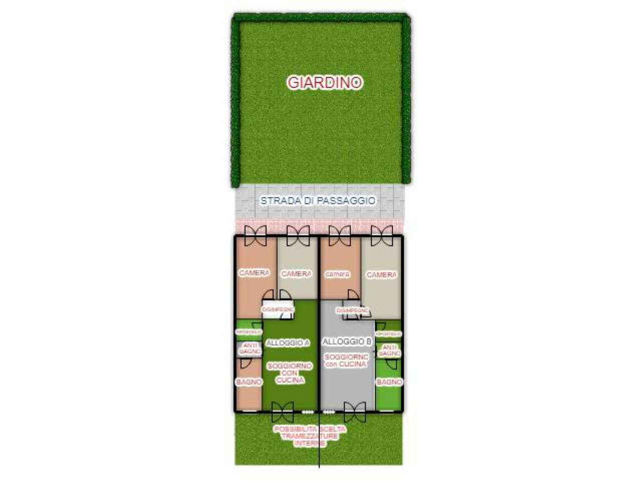 Appartamento in vendita a San Gillio, 2 locali, prezzo € 139.000 | PortaleAgenzieImmobiliari.it
