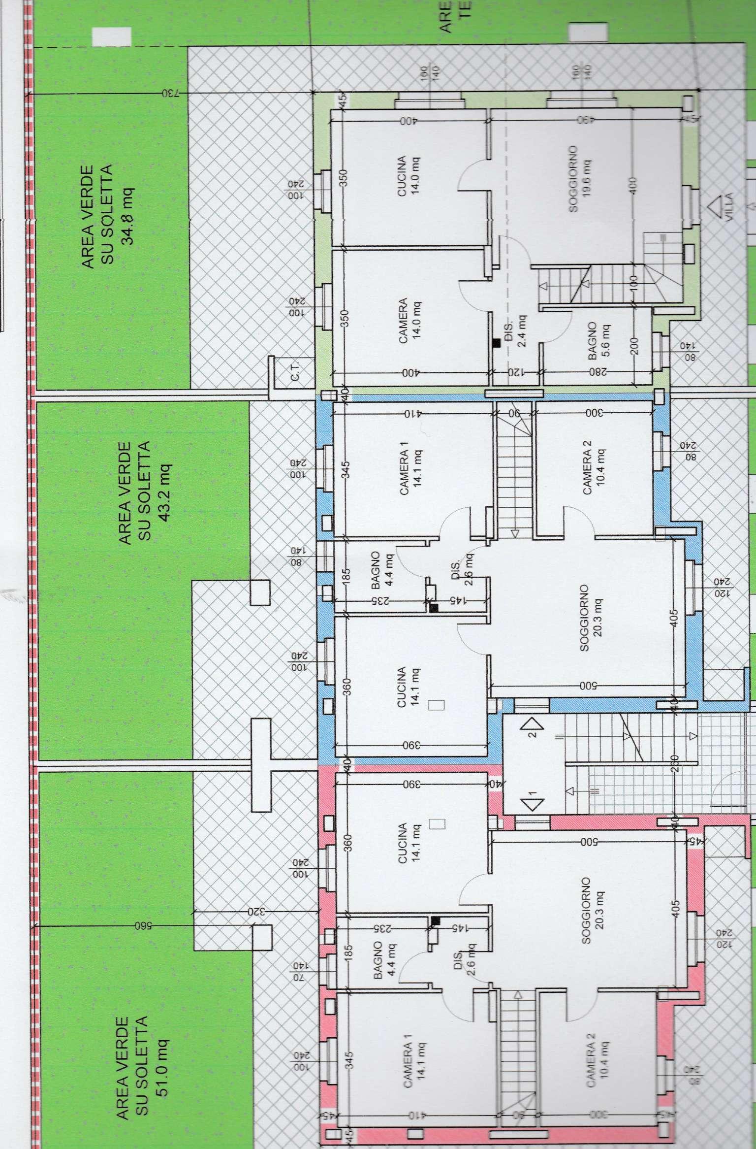 Appartamento in vendita a Pianezza, 4 locali, prezzo € 325.000 | PortaleAgenzieImmobiliari.it