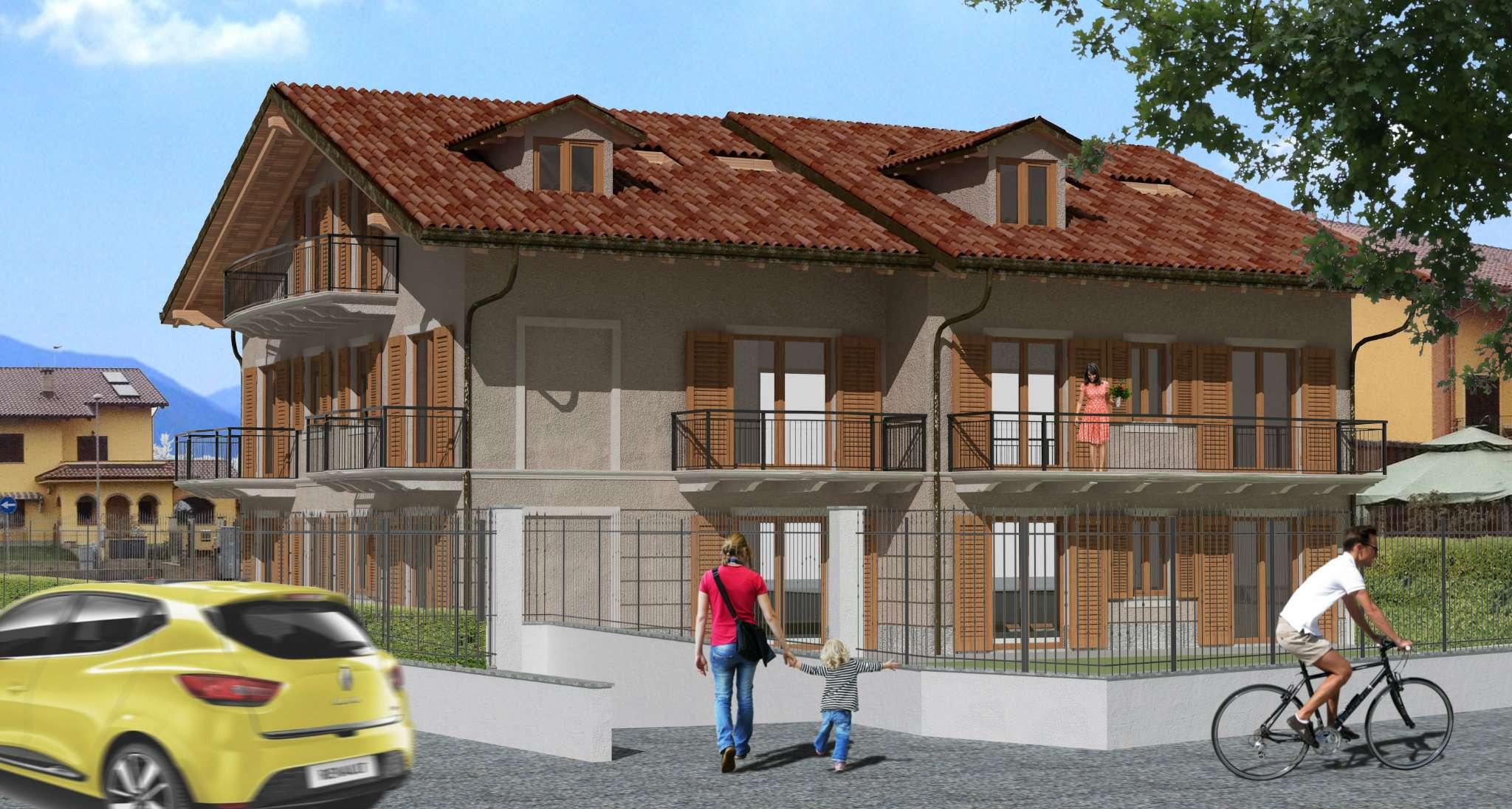 Appartamento in vendita a San Gillio, 3 locali, prezzo € 175.000 | PortaleAgenzieImmobiliari.it