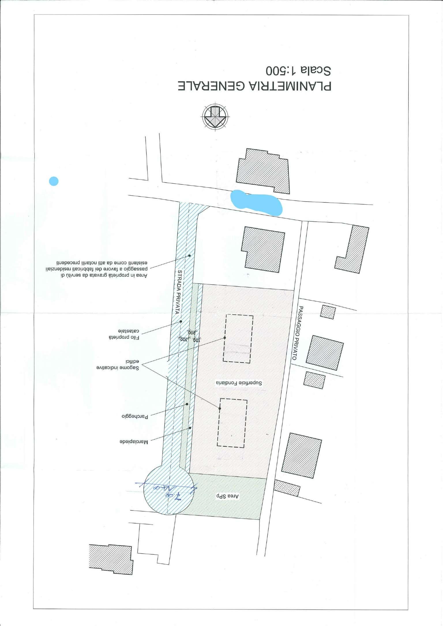 Terreno Edificabile Residenziale in vendita a Alpignano, 9999 locali, prezzo € 240.000 | CambioCasa.it
