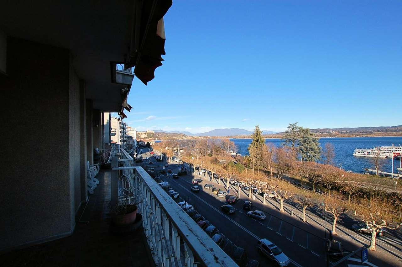 Appartamento in buone condizioni parzialmente arredato in affitto Rif. 9260003
