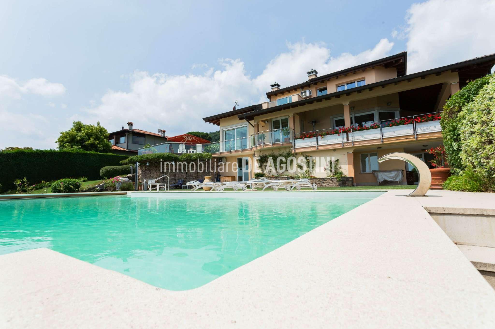 Villa in vendita a Massino Visconti, 15 locali, prezzo € 2.400.000 | PortaleAgenzieImmobiliari.it
