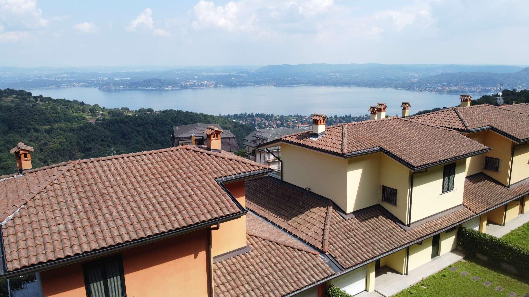 Villa a Schiera in vendita a Massino Visconti, 4 locali, prezzo € 370.000 | PortaleAgenzieImmobiliari.it