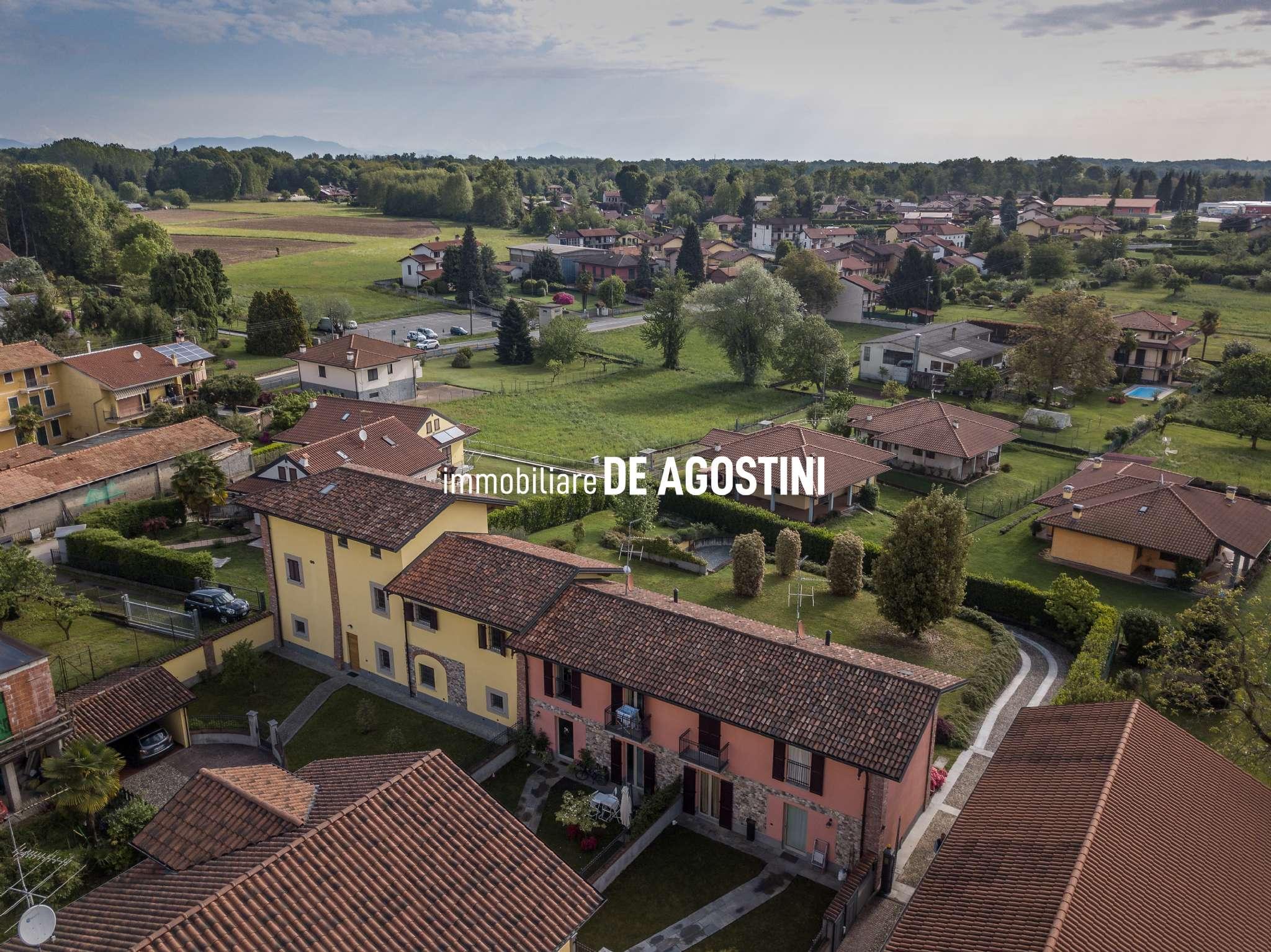 Rustico / Casale in vendita a Agrate Conturbia, 7 locali, prezzo € 800.000 | PortaleAgenzieImmobiliari.it