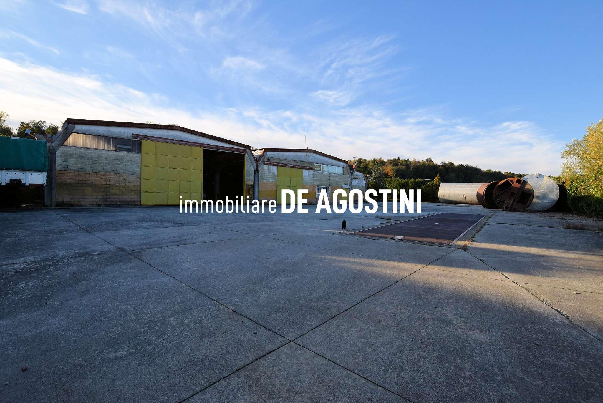 Capannone in vendita a Pombia, 11 locali, prezzo € 1.500.000 | CambioCasa.it