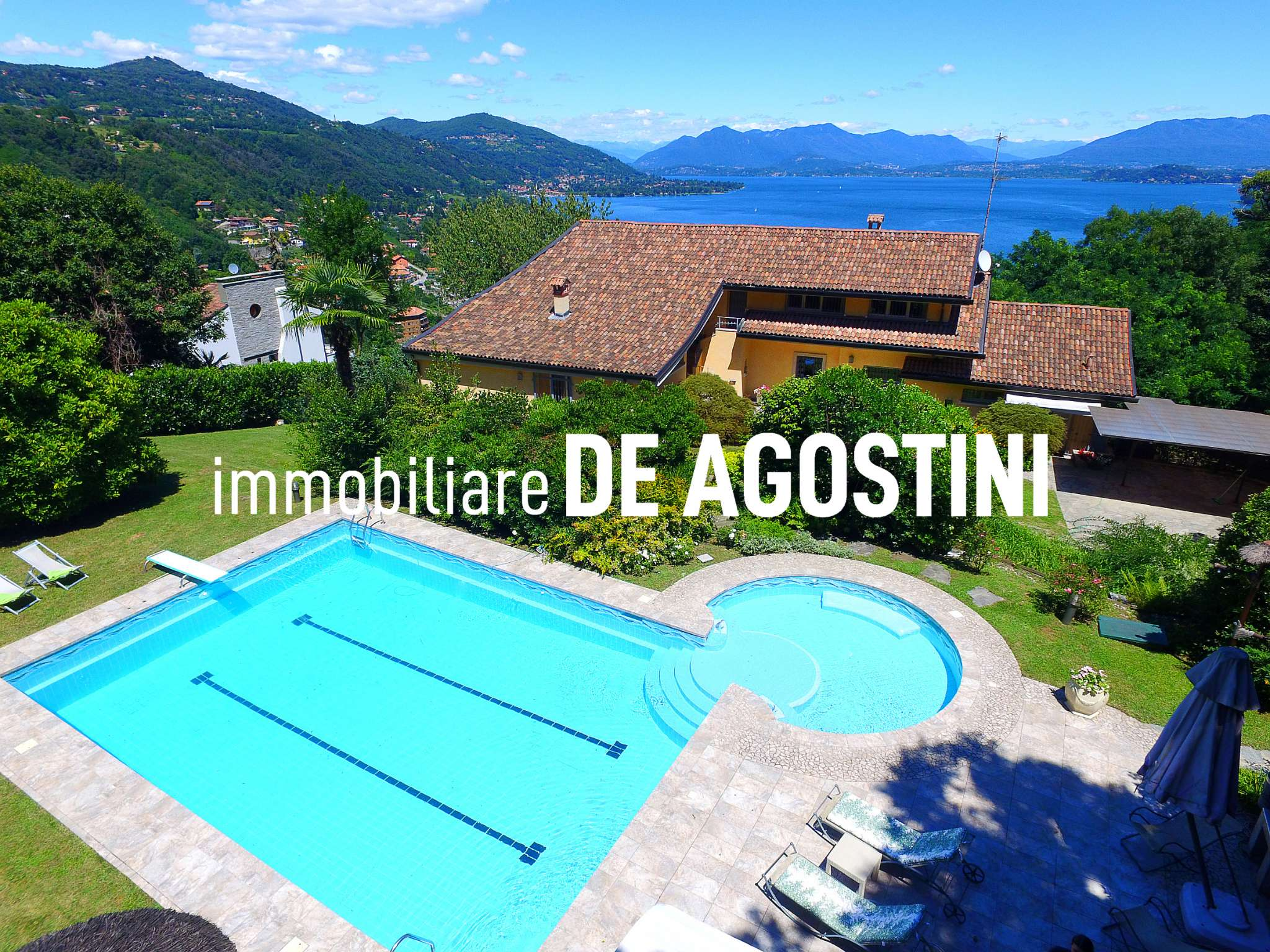 Villa in vendita a Meina, 10 locali, prezzo € 2.700.000 | PortaleAgenzieImmobiliari.it