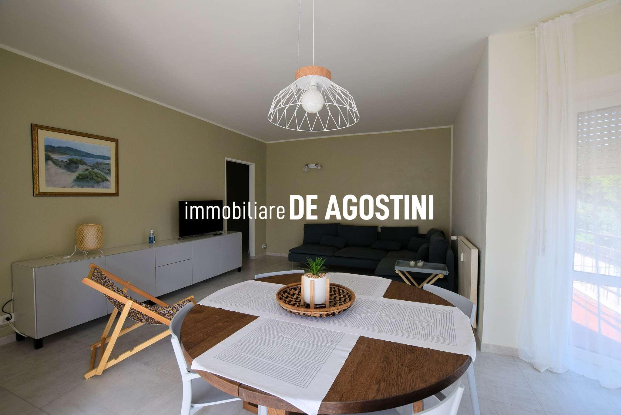 Appartamento in affitto a Dormelletto, 3 locali, prezzo € 550   CambioCasa.it
