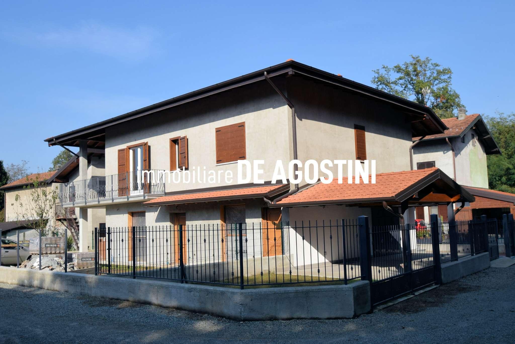 Appartamento in vendita a Castelletto Sopra Ticino, 6 locali, prezzo € 220.000 | PortaleAgenzieImmobiliari.it