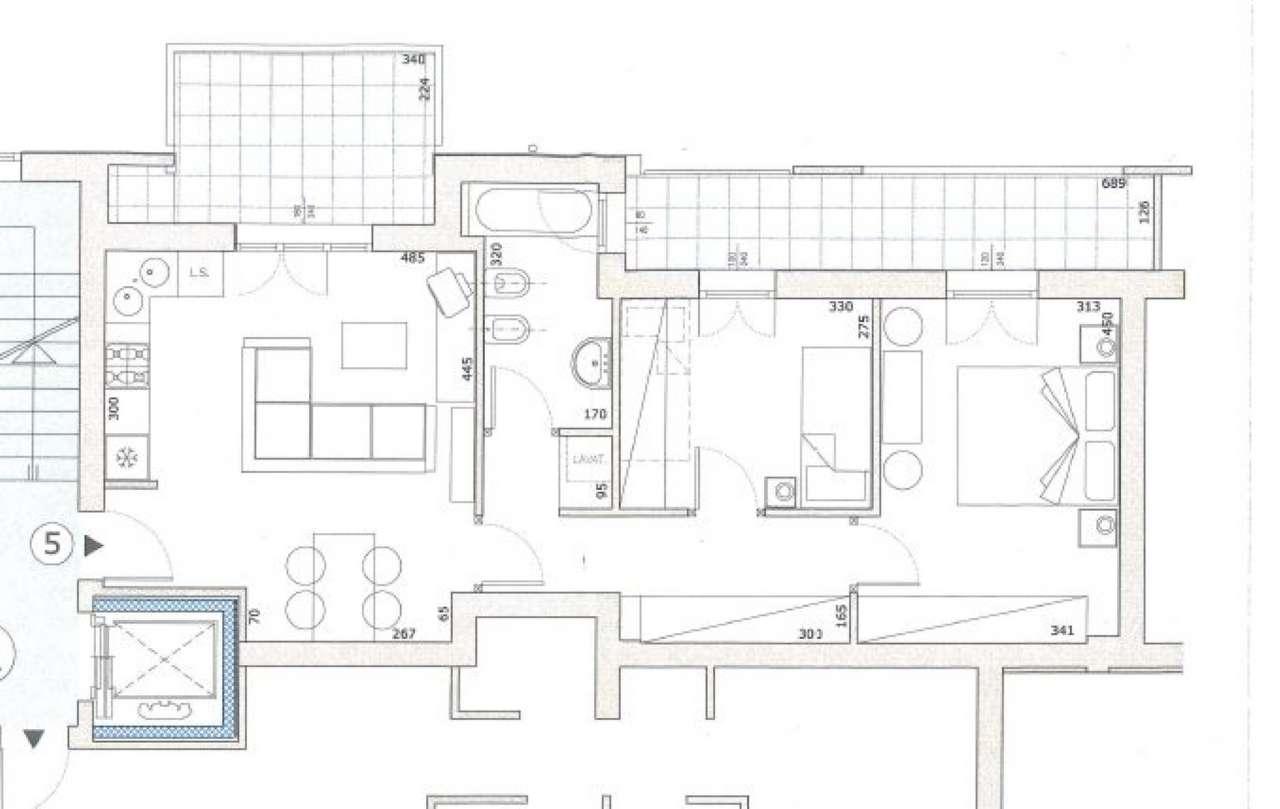 Appartamento in vendita a Paese, 4 locali, prezzo € 115.000   CambioCasa.it