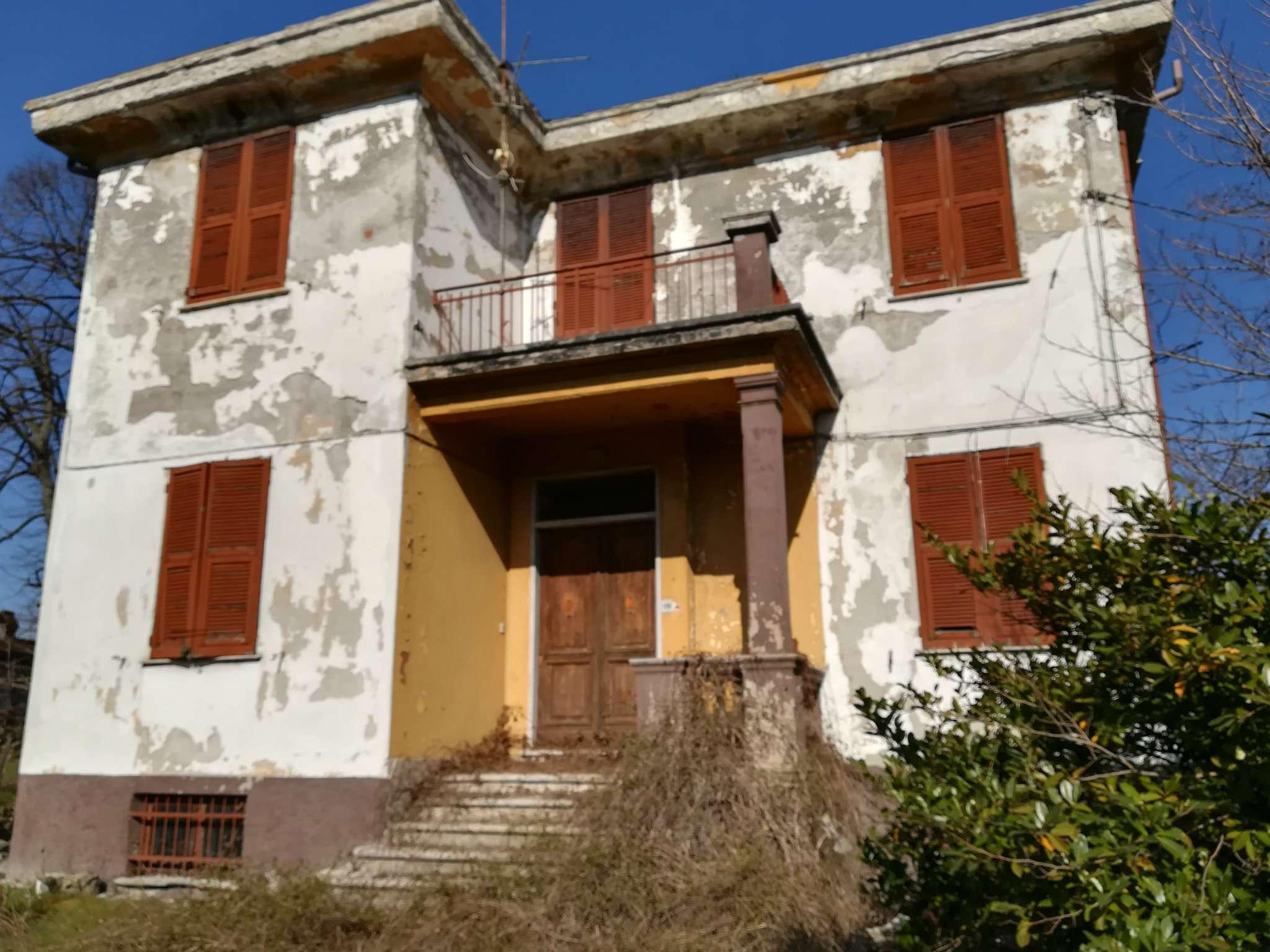 Soluzione Indipendente in vendita a Serravalle Scrivia, 10 locali, prezzo € 148.000 | PortaleAgenzieImmobiliari.it