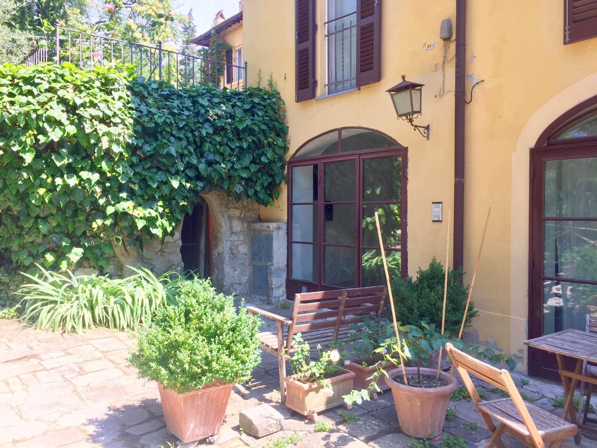 Appartamento ristrutturato e arredato in villa, San Clemente, Fiesole