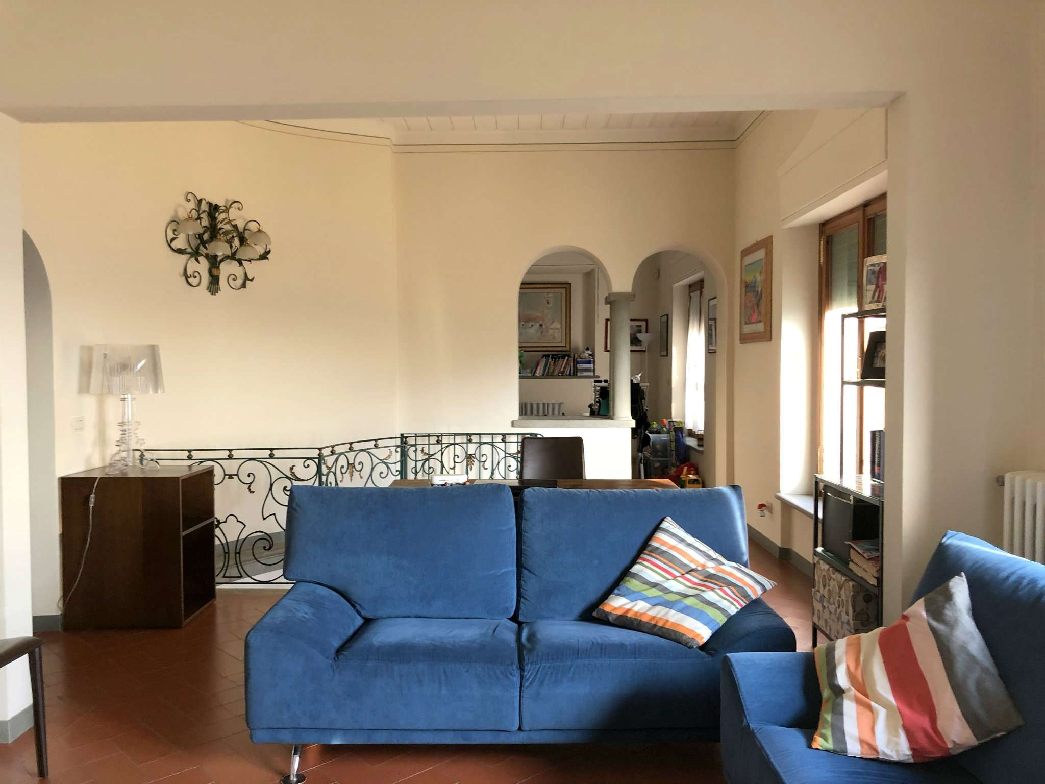 Appartamento in buone condizioni parzialmente arredato in vendita Rif. 8316070