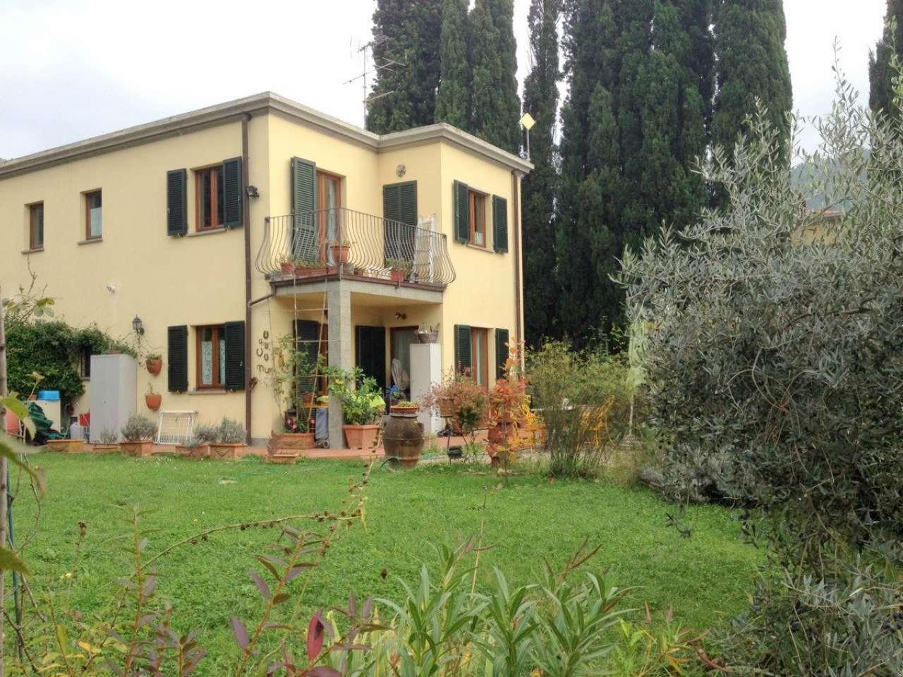 Terratetto con giardino nel verde di Fiesole