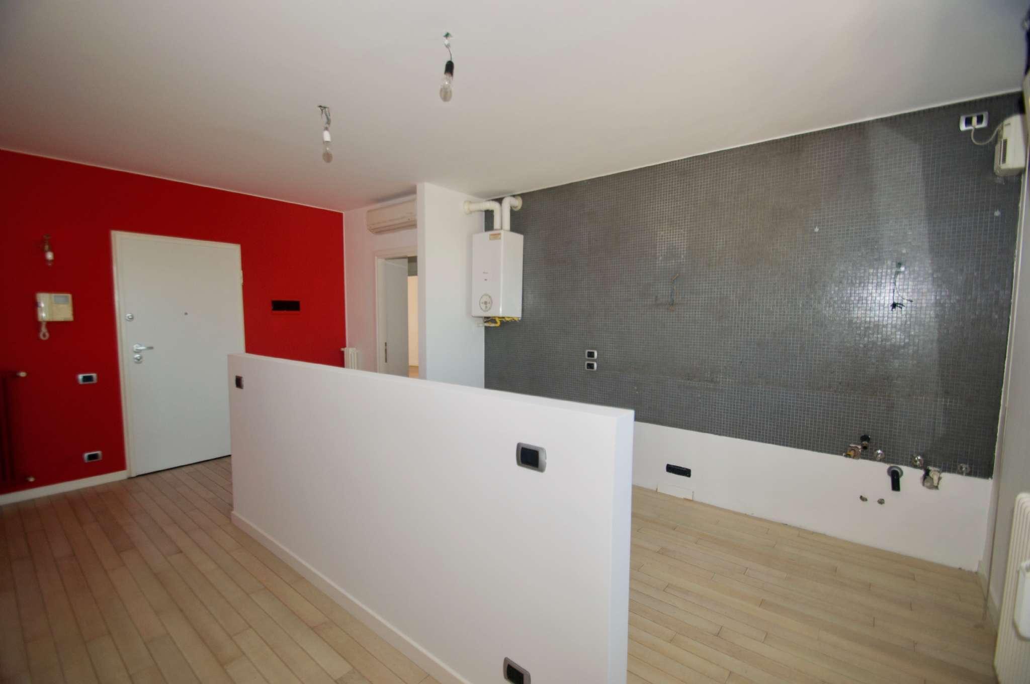 appartamento con tre camere
