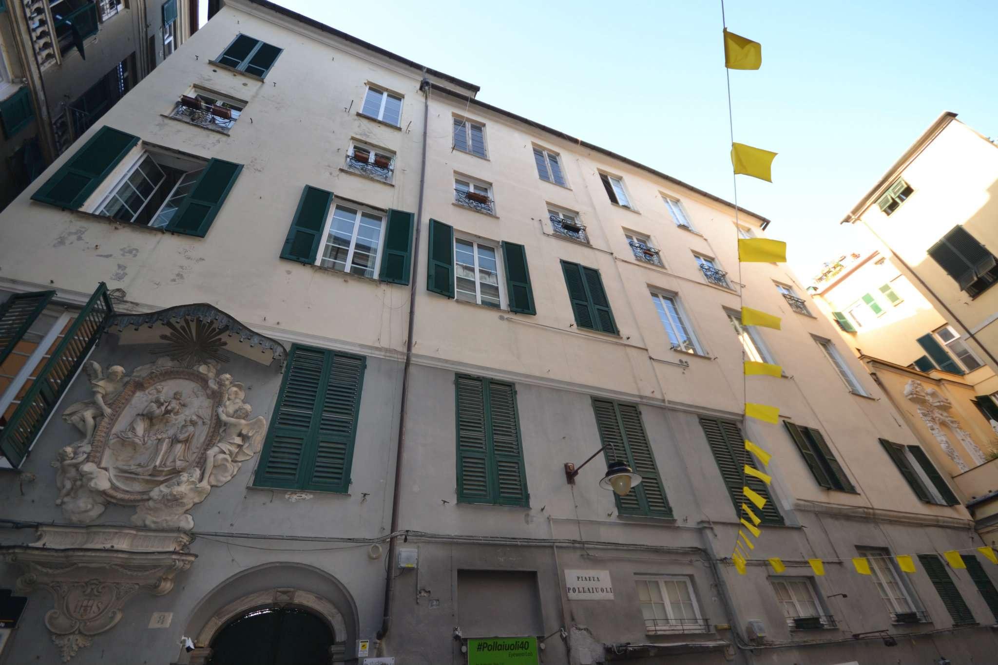 Appartamenti soggiorno doppio in affitto a genova for Appartamenti arredati in affitto genova
