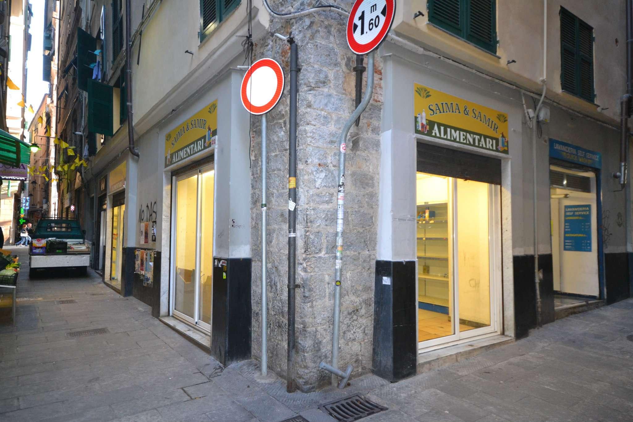 Negozio / Locale in affitto a Genova, 2 locali, prezzo € 630   CambioCasa.it