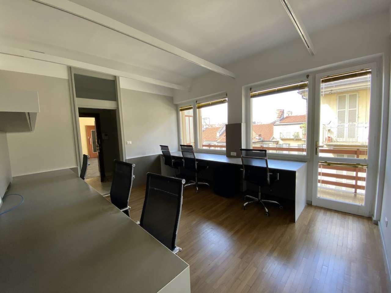 Ufficio / Studio in affitto a Torino, 2 locali, zona Centro, Quadrilatero Romano, Repubblica, Giardini Reali, prezzo € 550 | PortaleAgenzieImmobiliari.it