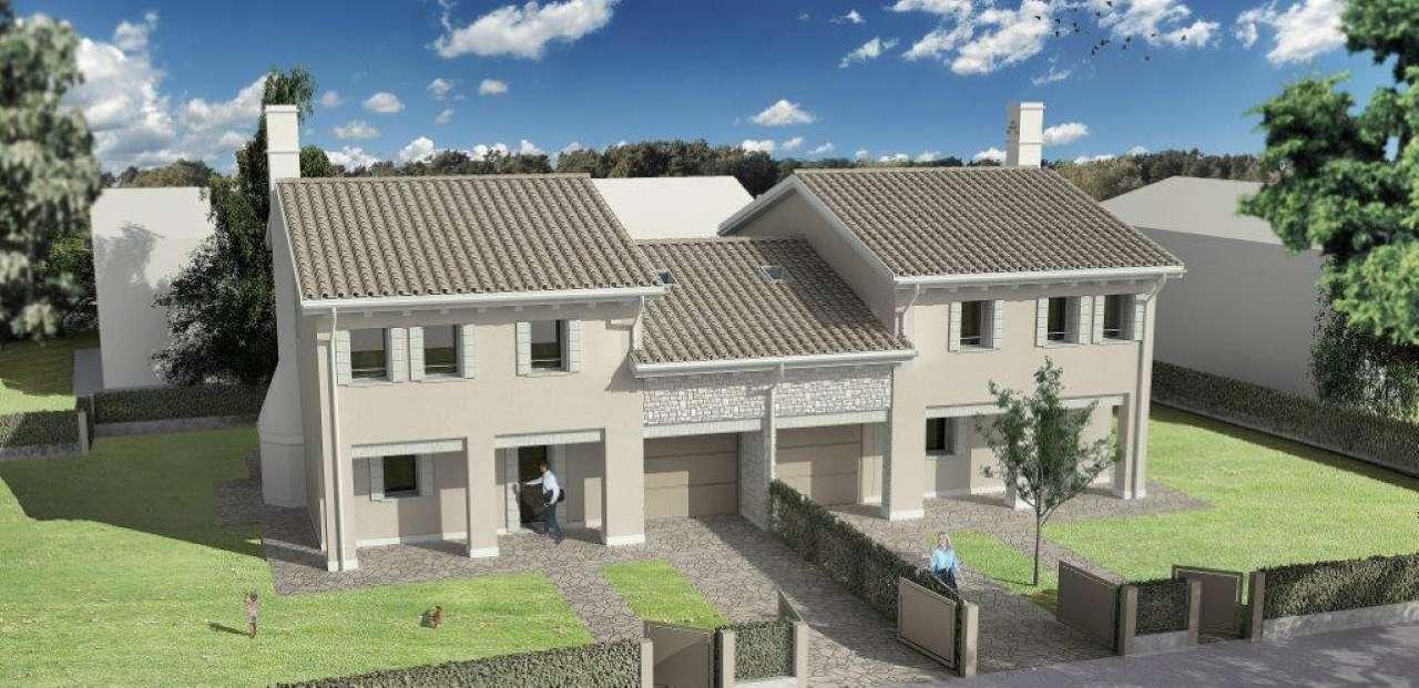 Villa Bifamiliare in vendita a Salzano, 10 locali, prezzo € 310.000 | CambioCasa.it
