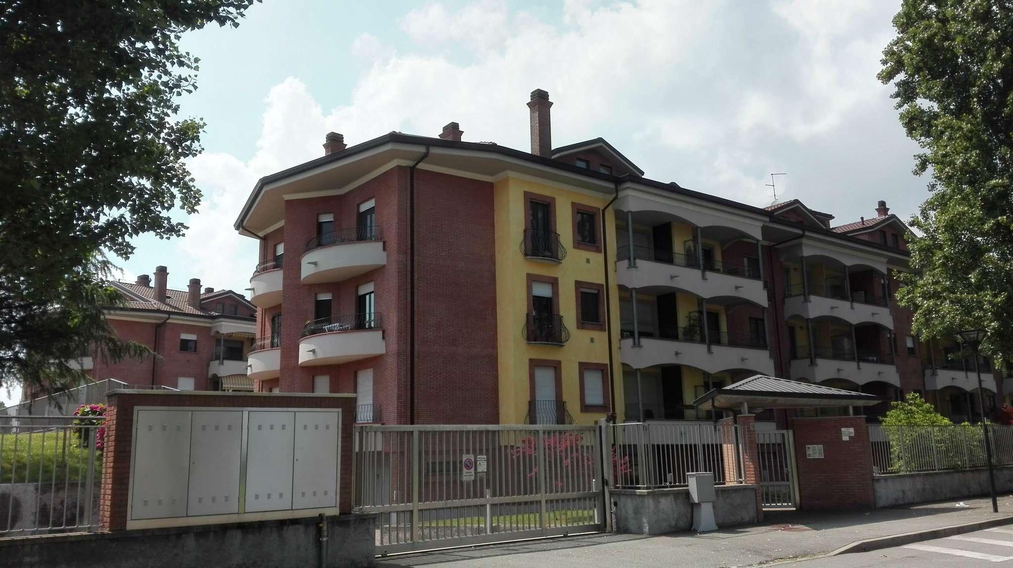 peschiera borromeo affittasi 2 locali arredato elegante palazzina